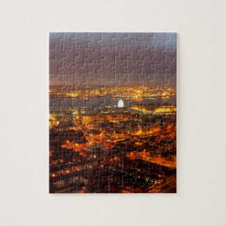 Across Liverpool to the River Mersey & Wirral Jigsaw Puzzle