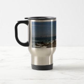 Across the Bay 15 Oz Stainless Steel Travel Mug