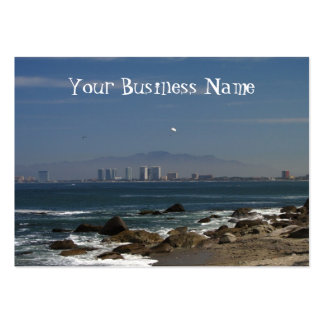 Across The Bay Business Card Templates