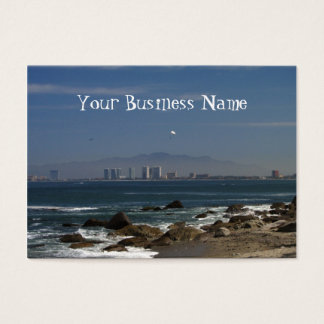 Across The Bay Business Card