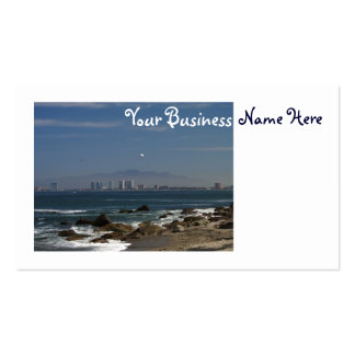 Across The Bay Business Cards