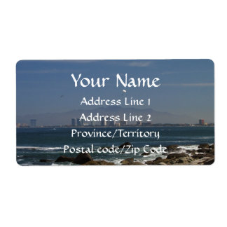 Across The Bay Label