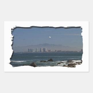 Across the Bay Sticker