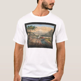 Across the Continent (0005A) T-Shirt