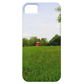 Across the Field iPhone SE/5/5s Case
