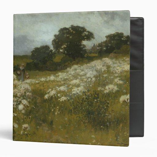 Across the Fields Binder