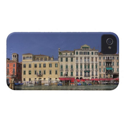 Across the Grand Canal iPhone 4 Cover