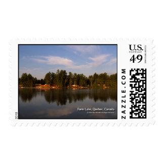 Across The Lake Postage
