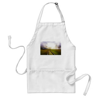 Across The Miles Adult Apron