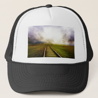 Across The Miles Trucker Hat
