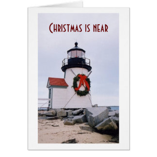 """ACROSS THE MILES """"WISH WE WERE NEAR"""" HOLIDAY CHEER CARDS"""