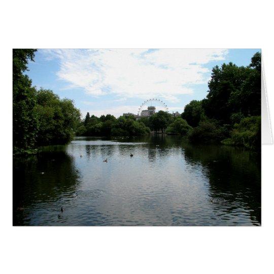Across the Pond Card