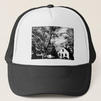 Across the Street Trucker Hat
