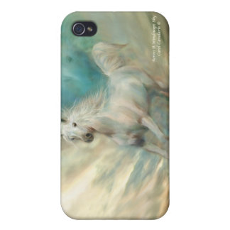 Across The Windswept Sky Art Case for iPhone 4
