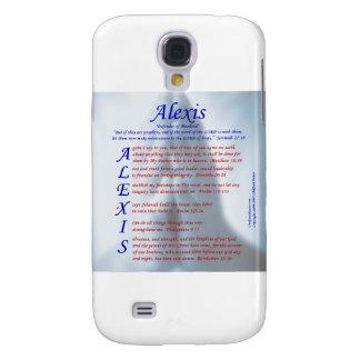 Acrostic de Alexis Funda Para Galaxy S4