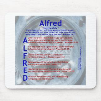 Acrostic de Alfred Alfombrillas De Ratones