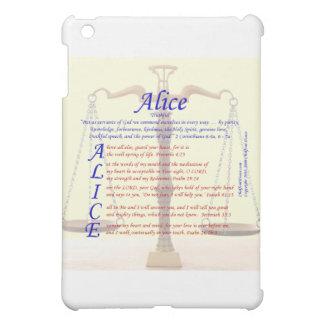Acrostic de Alicia