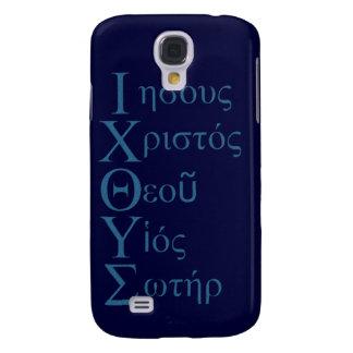 Acrostic de IXOYE (azul)