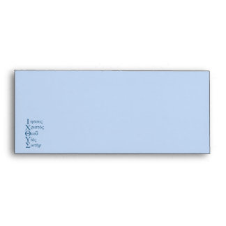 Acrostic de IXOYE azul