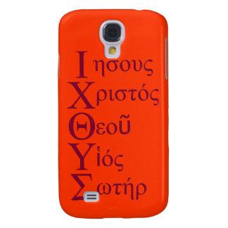 Acrostic de IXOYE (rojo)