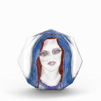 Acrylic Octagon Awards - Customized