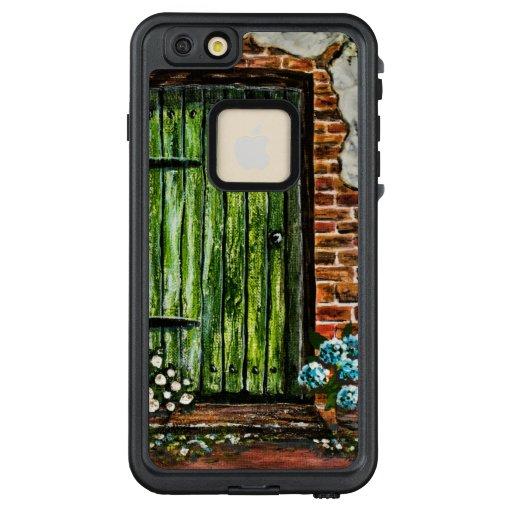 Acrylic painting by Sian Butler  LifeProof FRĒ iPhone 6/6s Plus Case