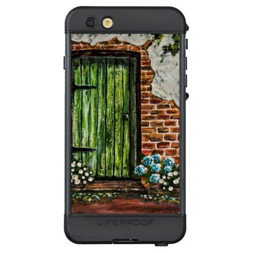 Acrylic painting by Sian Butler  LifeProof NÜÜD iPhone 6s Plus Case