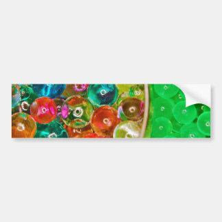 Acrylic Sodium Salt Polymer Sodium Polyacrylate Bumper Sticker