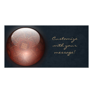 Acrylic Vision Jewel Photo Card