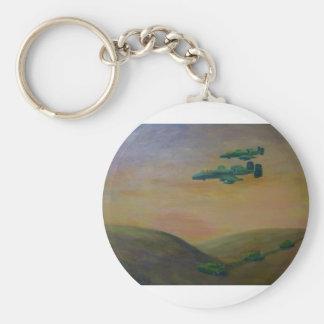 acrylic warthog3 jpeg basic round button keychain