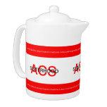 ACS Sisterhood Tea Pot