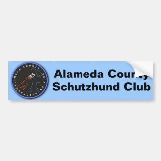 ACSC Bumper Sticker Blue