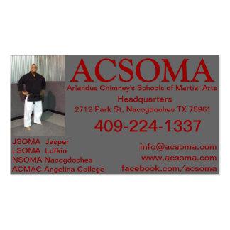 ACSOMA Business Card