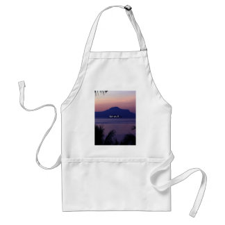 Act as if.... adult apron