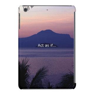 Act as if iPad mini cases