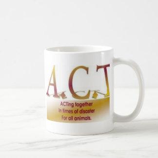 ACT COFFEE MUG