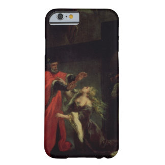 Act I, scene 3: Desdemona kneeling at her father's Barely There iPhone 6 Case
