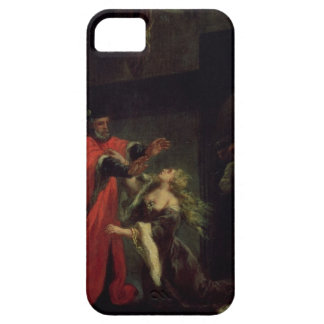 Act I, scene 3: Desdemona kneeling at her father's iPhone SE/5/5s Case