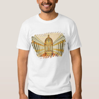Act I, scenes VII and VIII: Baccus' Temple T Shirt