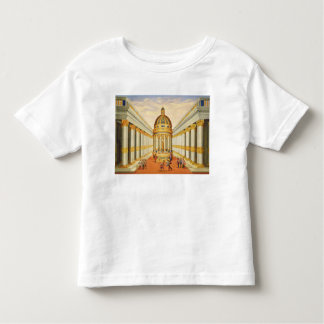 Act I, scenes VII and VIII: Baccus' Temple Toddler T-shirt