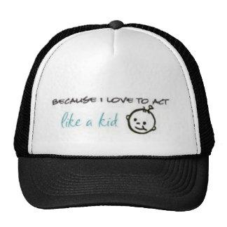 Act Like A Trucker Hat