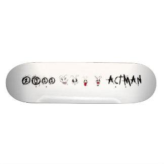 ACT MAN series              MOOD WEAR Skateboard Deck