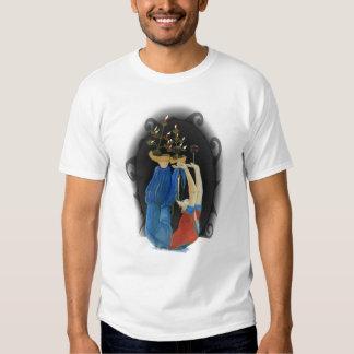 """Act of Balance"" T-shirts"