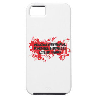 Act of Beauty iPhone SE/5/5s Case