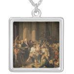 Act of Courage of Monsieur Defontenay Jewelry