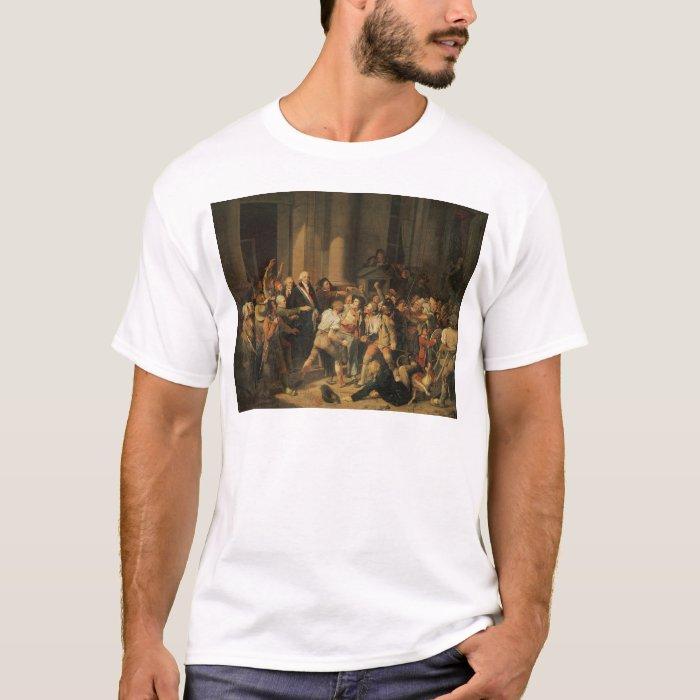Act of Courage of Monsieur Defontenay T-Shirt