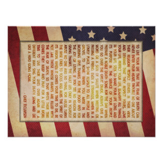 Act Of Valor Poem Poster