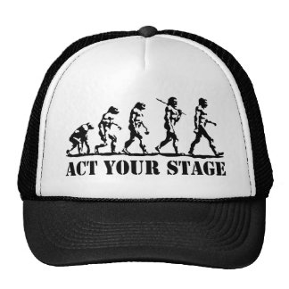 Act Your Stage Trucker Hat