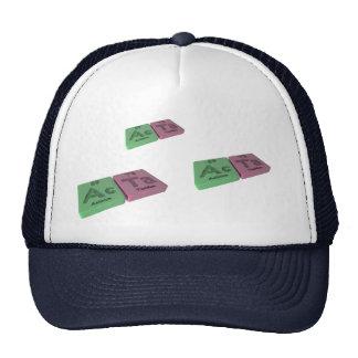 Acta as Ac Actinium and Ta Tantalum Trucker Hat