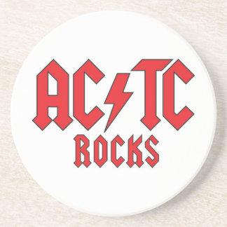 ACTC oscila el práctico de costa Posavasos Personalizados